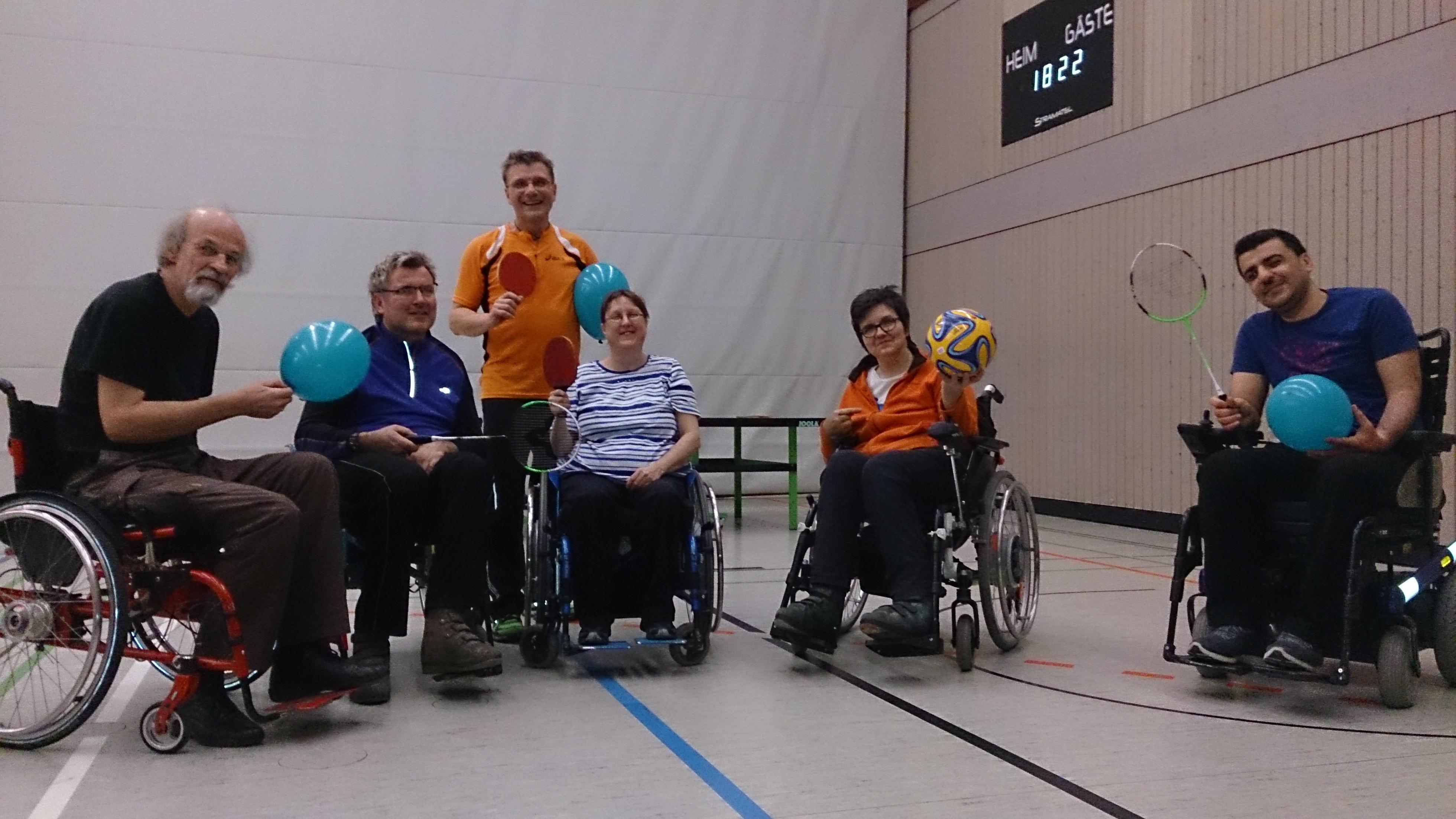 2016-Rollstuhlsportgruppe