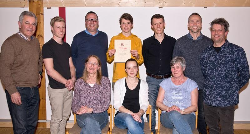 Wahlen beim TSV Weilheim Abt Turnen 09032018