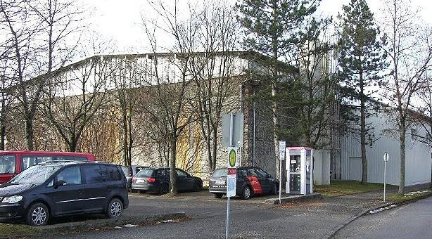 Hardtschul-Turnhalle Weilheim