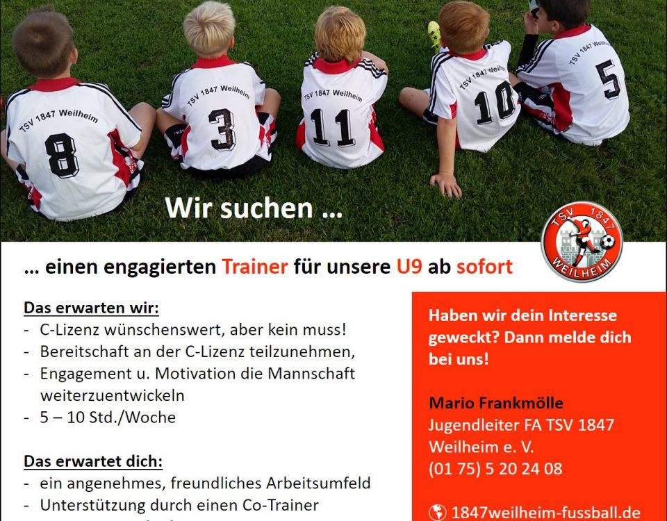trainersuche_u9