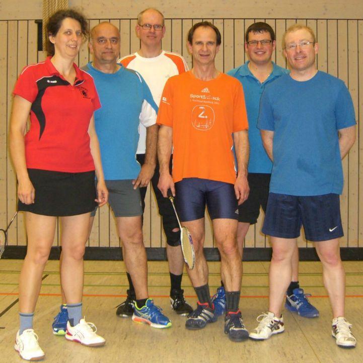 Abteilungsvorstand-Badminton