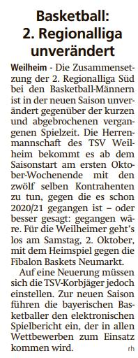 2021-08-19 Tagblatt BB fm