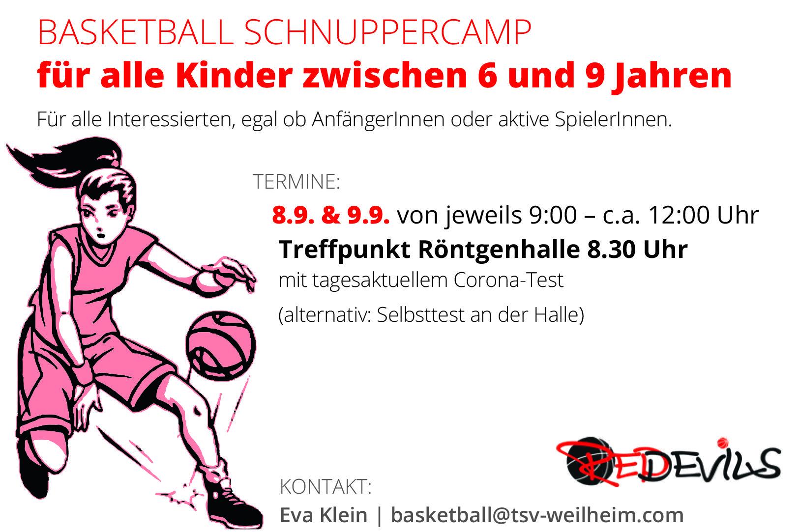 Basketball_SCHNUPPER_Flyer_A6