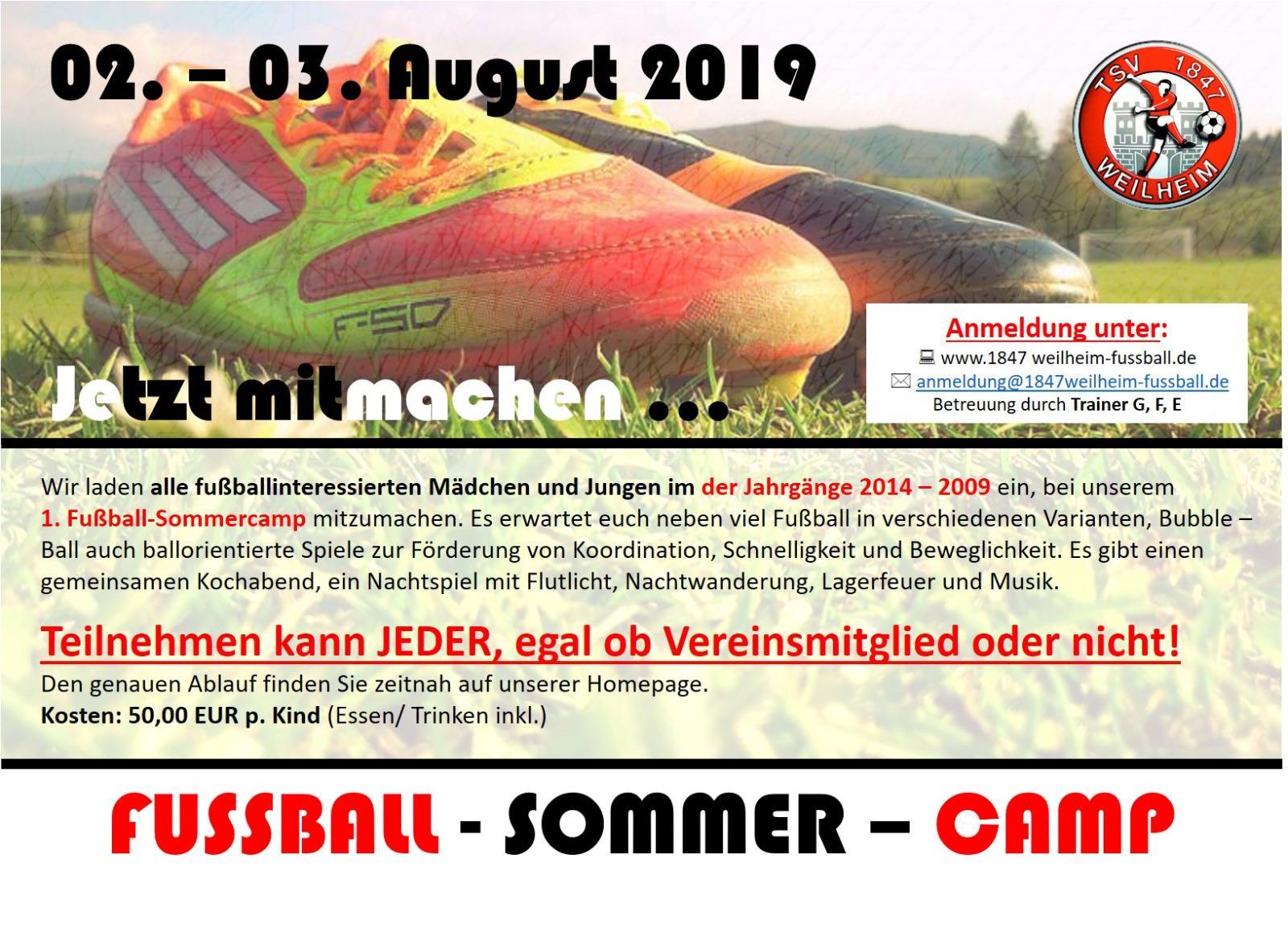 Sommer-Camp