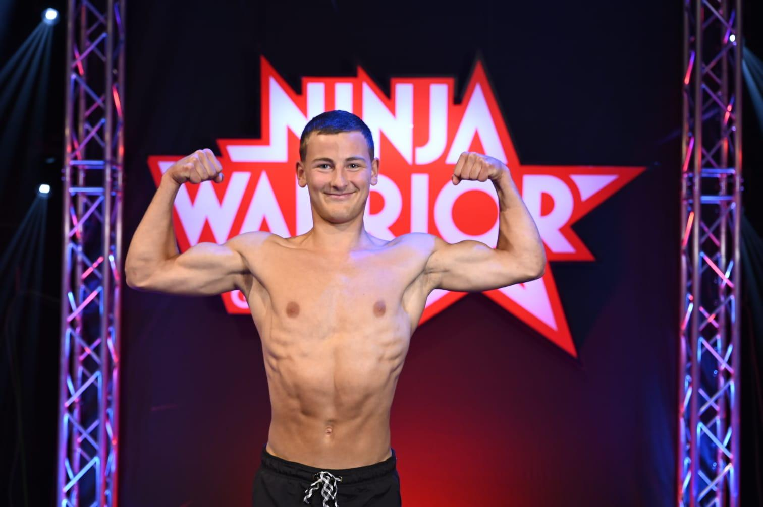Ninja WarriorPatrick Mengel F4