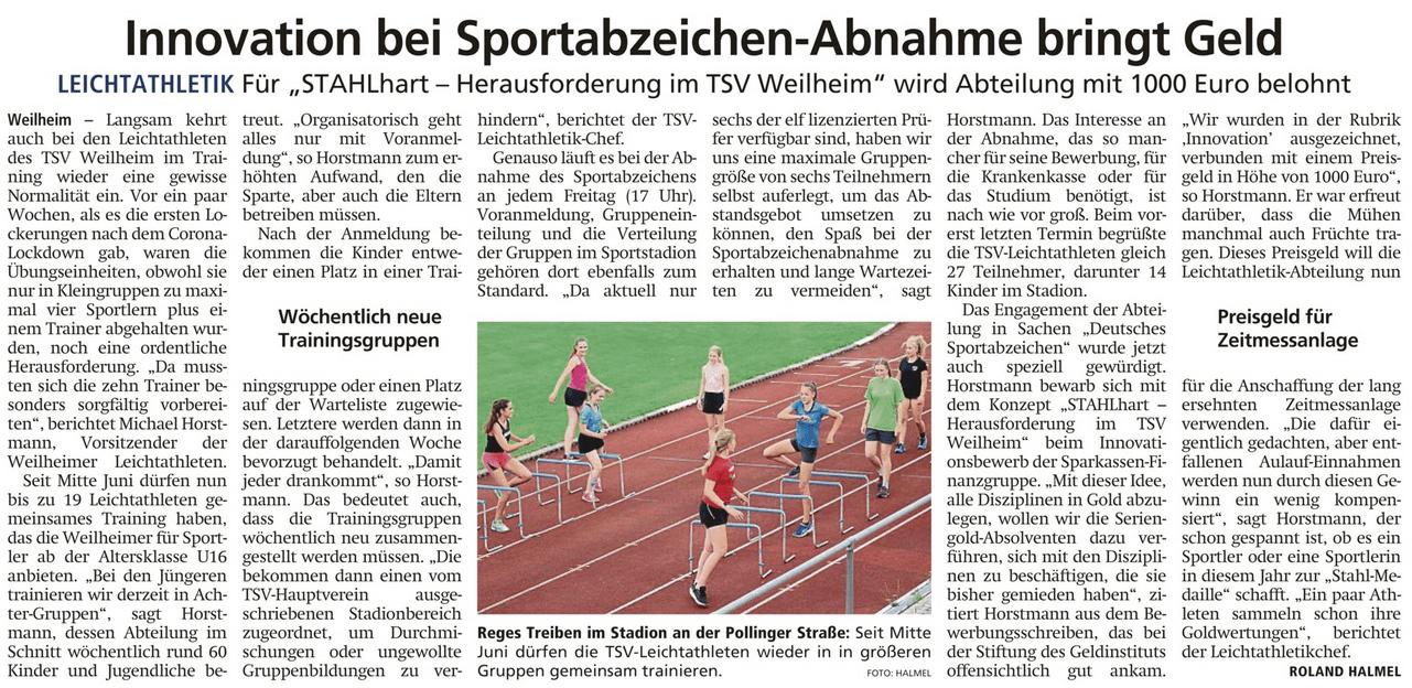 2020-27-07 Tagblatt