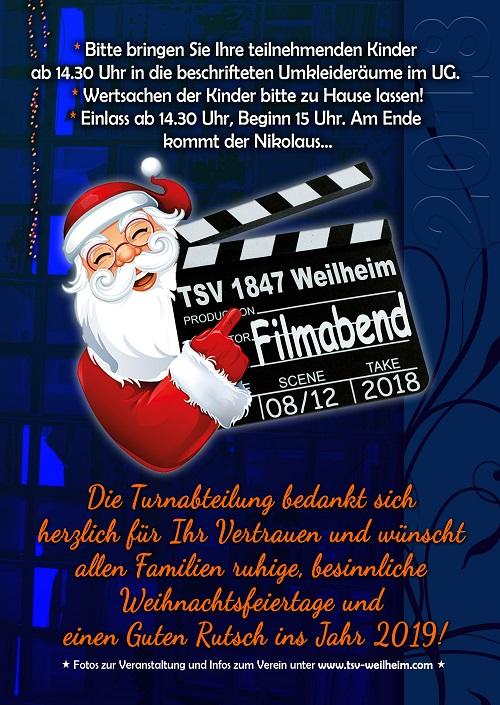 Plakat, Flyer Adventturnen_Rück