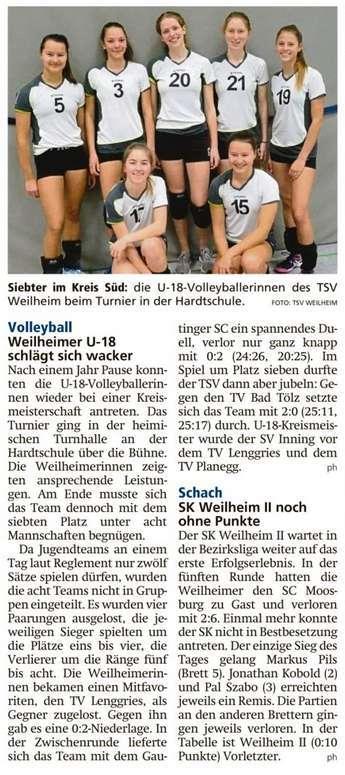 2020-01-30 Weilheimer Tagblatt fm