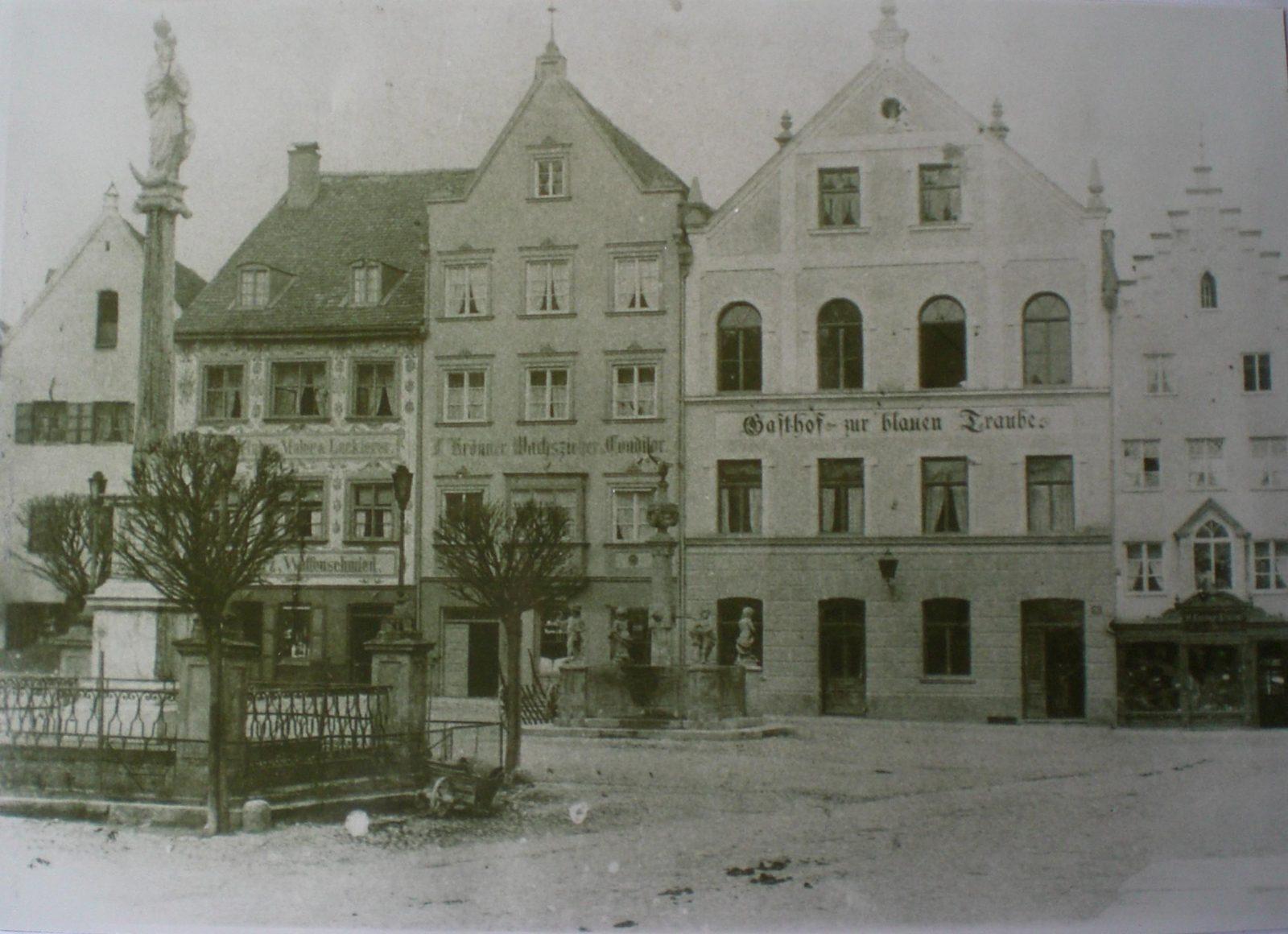 Vereinsgründung-Gasthof