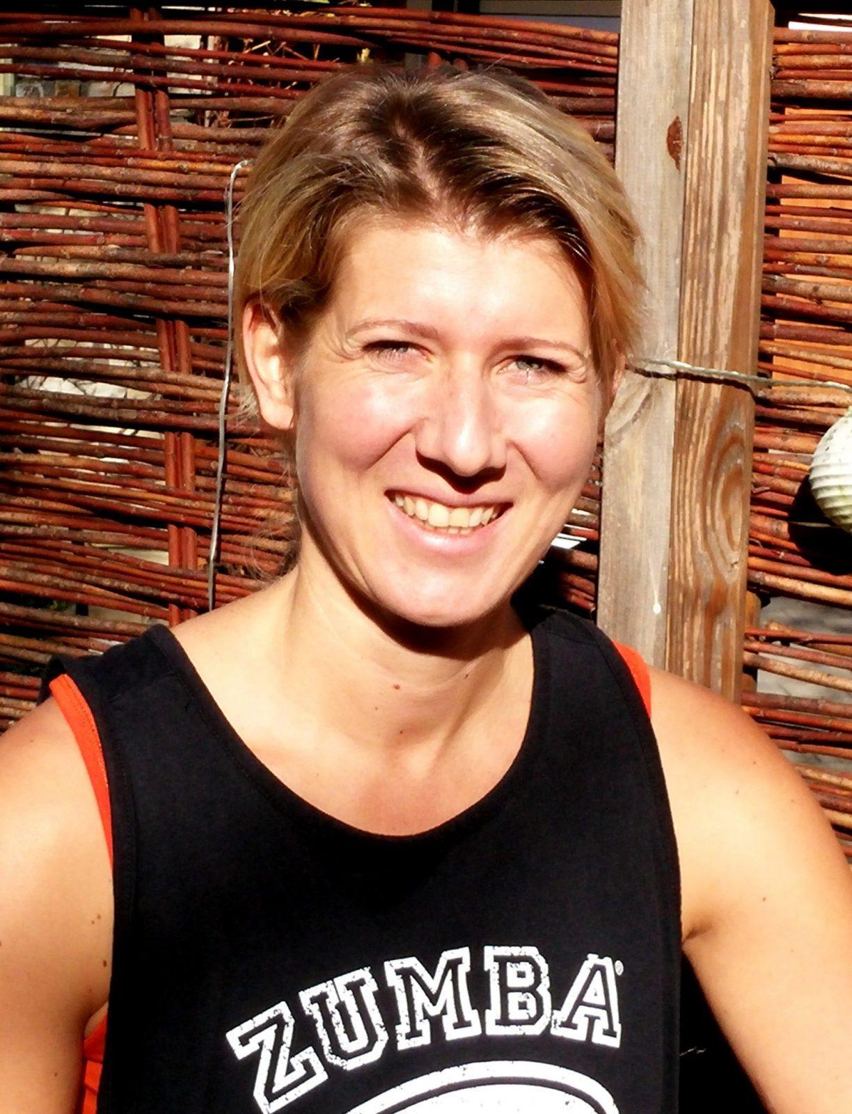 Alexandra Zumba 2AA