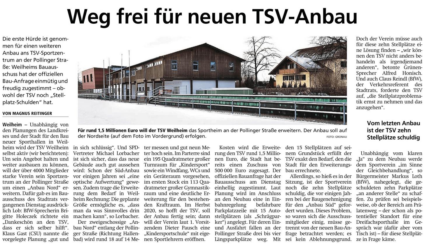 2019-01-19 WM Tagblatt