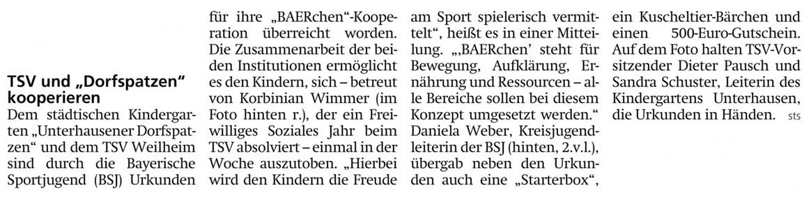 2019_BAERchen-Projekt_Tagblatt