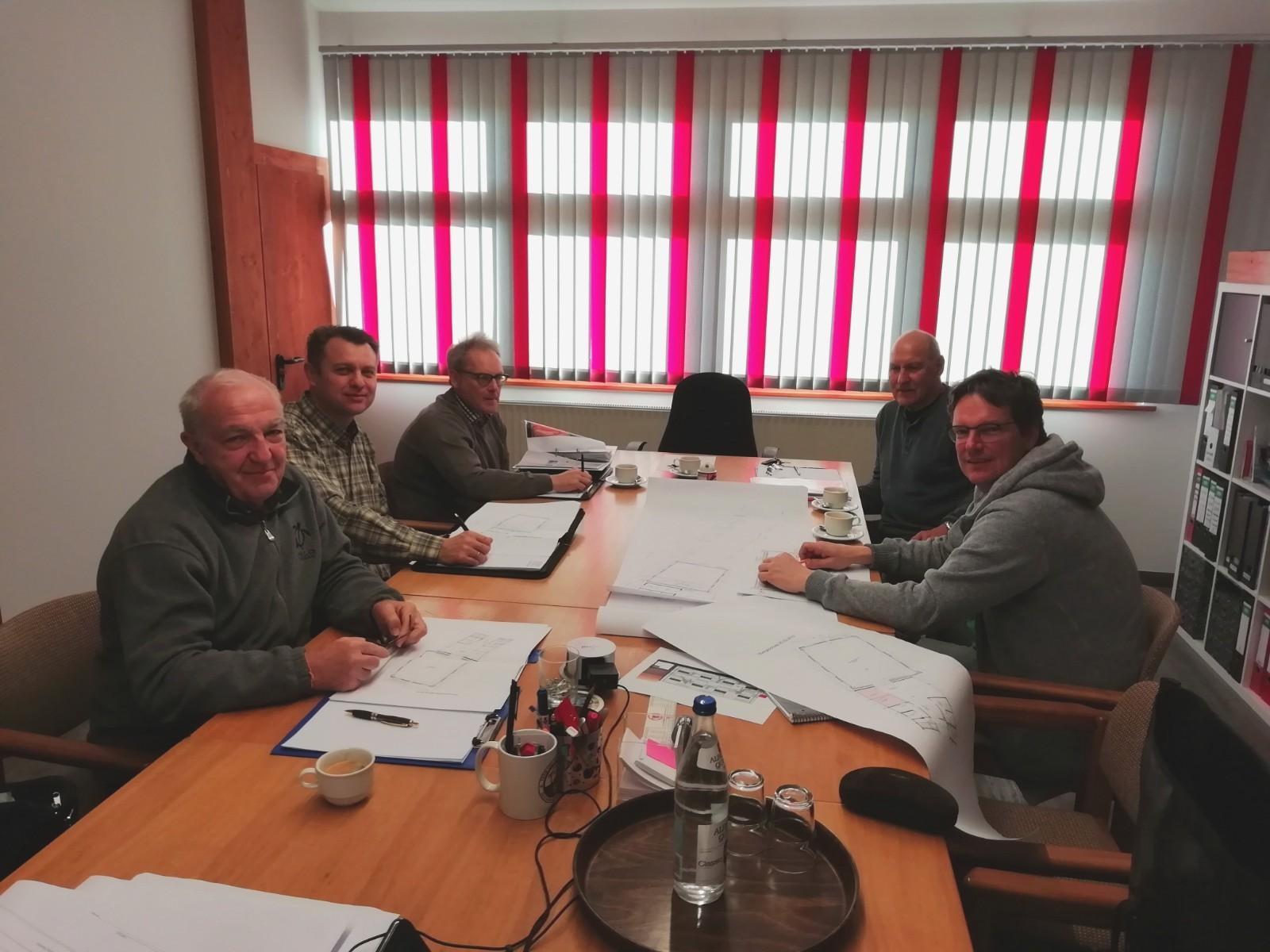 Bauausschuss-Sitzung
