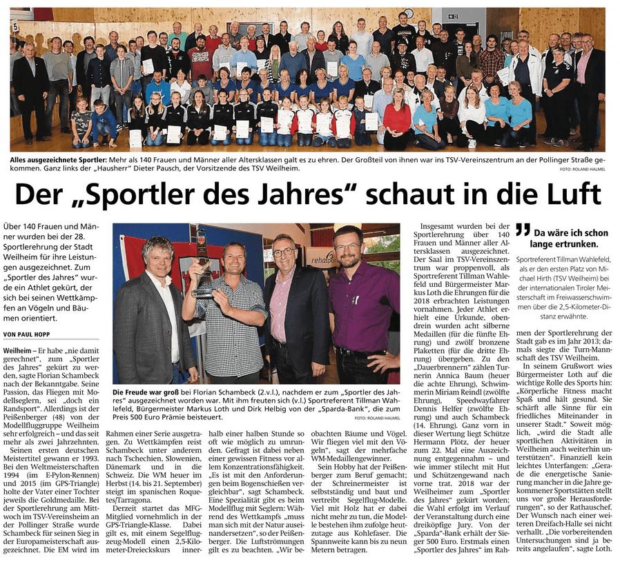 2019-05-25 Tagblatt