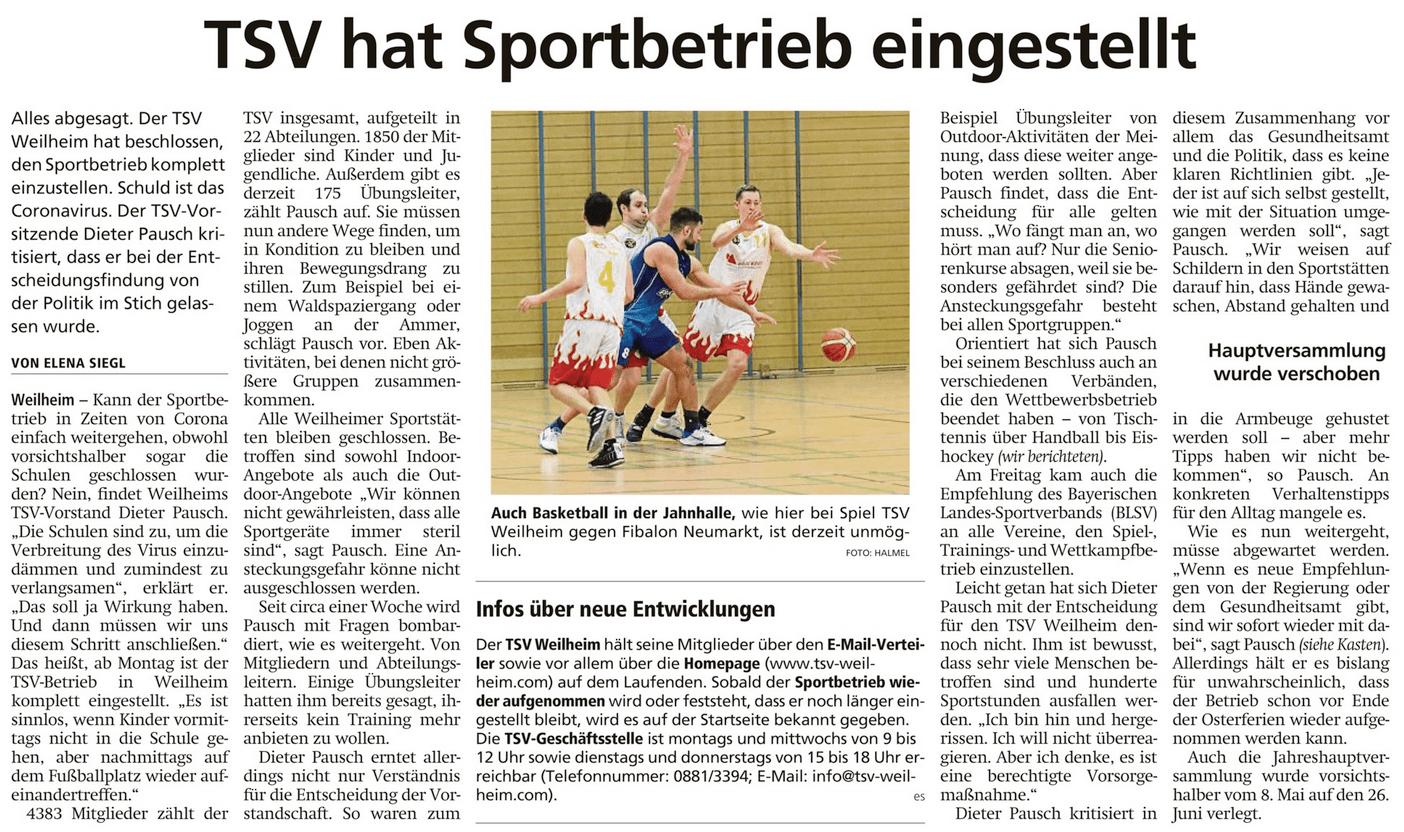 2020-03-16 Tagblatt