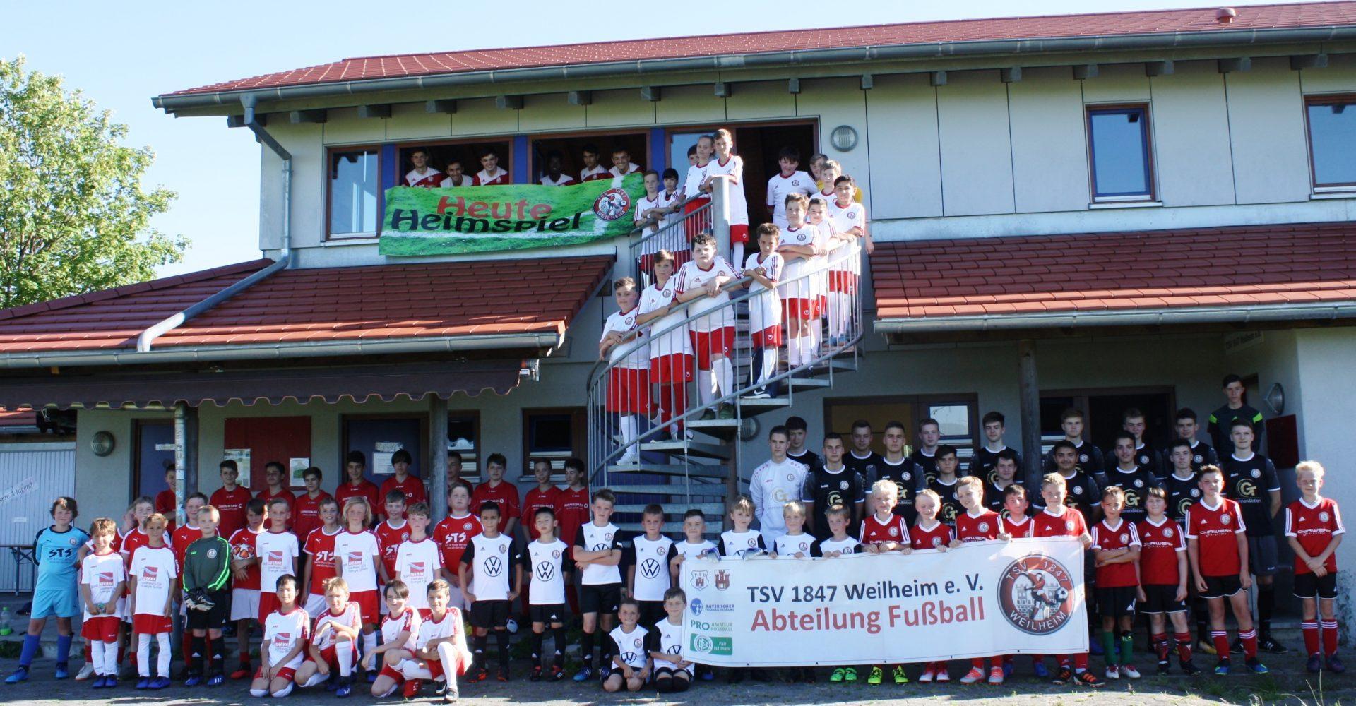 2020 TSV 1847 Weilheim Fußball