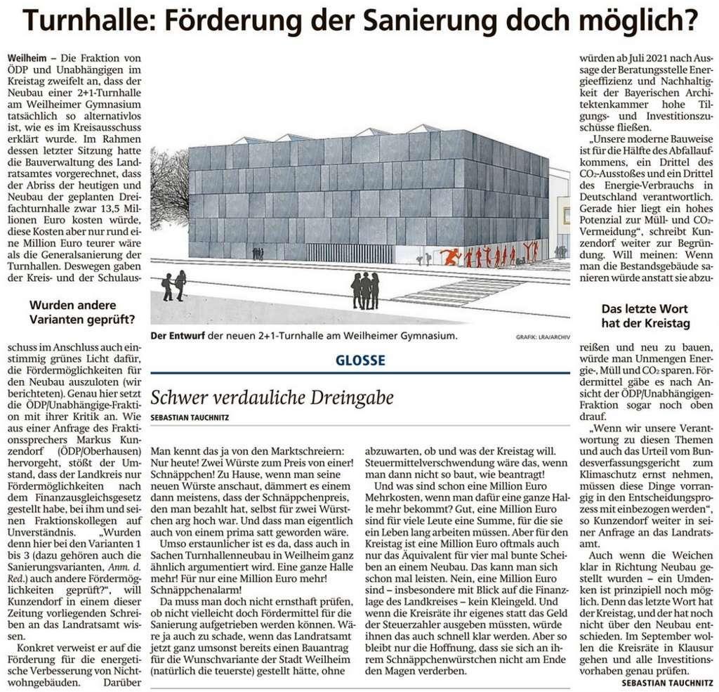2021-05-21 Tagblatt fm
