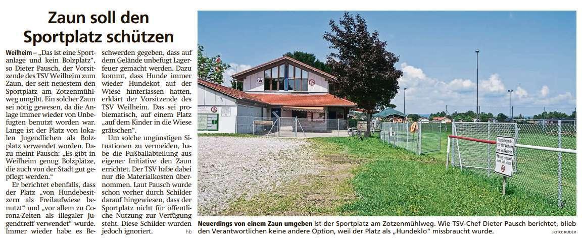 2021-08-06 Tagblatt fm